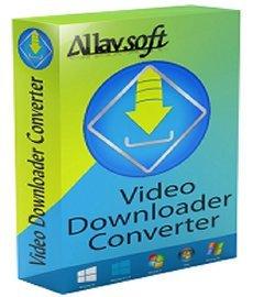 Allavsoft Video Downloader Converter Crack 3.17.2.7019 & Latest Version 2019