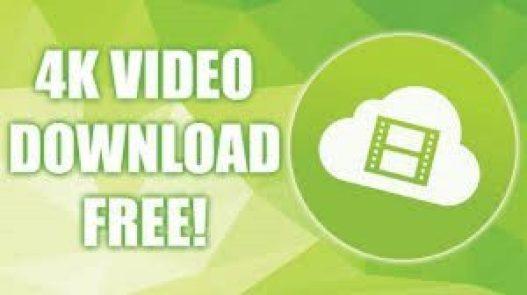 4K Video Downloader 4.7.0.2602 Crack + Licence Key Free Download 2019
